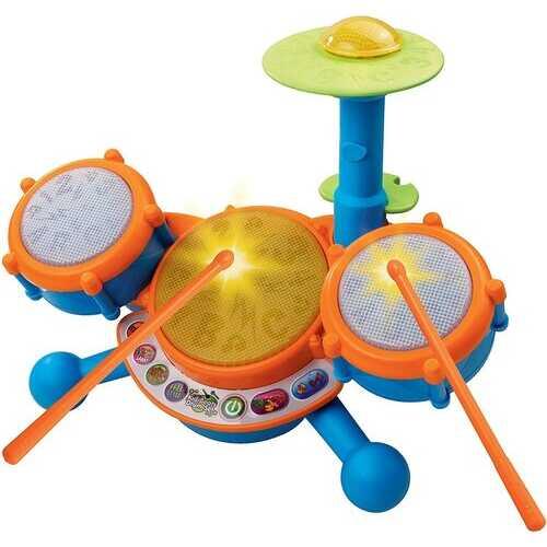 VTech Kidibeats Drum Set (English Version)