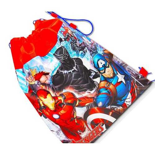 Marvel Avengers Drawstring Bag -Set of 2