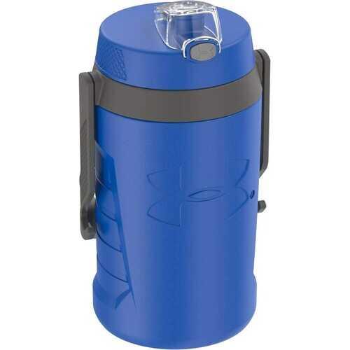 Under Armour 64 Ounce Foam Insulated Hydration Bottle, Blue Jet