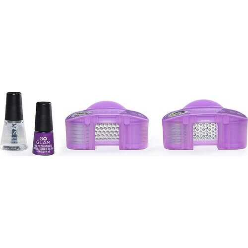 Cool Maker, GO GLAM Daydream Pattern Pack Refill, Decorates 50 Nails with the GO GLAM Nail Stamper - Daydream