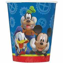 Mickey Mouse Clubhouse 9 oz Paper Cups [8 Per Package]