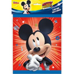Mickey and the Roadster Racers Loot Bags [8 per Package]