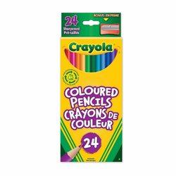 Crayola 24 Colored Pencils