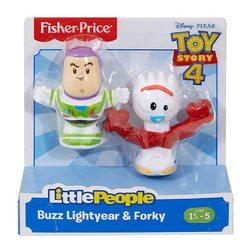 Little People® Disney® Buzz Lightyear & Forky
