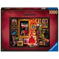 Ravensburger Queen of Hearts - 1000 Piece Puzzle