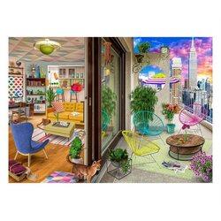 Ravensburger NYC Apartment 1000 Piece Jigsaw Puzzle