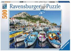 Ravensburger Colorful Marina-Puzzle 500-Pieces