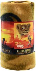 Disney The Lion King Soft & Warm Fleece Throw - 45in x 60in