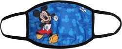 Disney Mickey Mouse Fabric Face Mask - For Ages 4 and Up