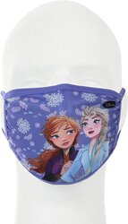 Disney Frozen Fabric Face Mask - For Ages 4 and Up