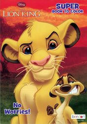 Disney Lion King Coloring Book - 80 Pages