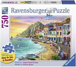 Ravensburger Romantic Sunset 750pc Large Format Puzzle