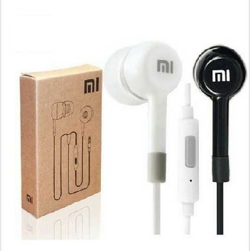 High Quality For XIAOMI Earphone Sports Music in-Ear Headsets With MIC for XiaoMI Mi M2 M1 1S MP3 MP4 Redmi Note 4 3 2 1 A1 5
