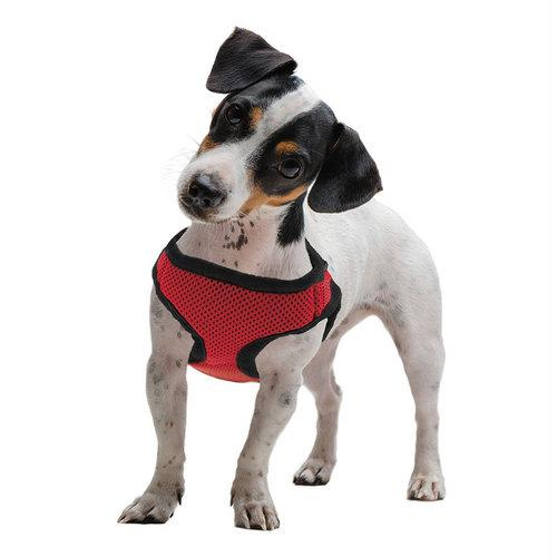 Extra Small Red Soft'n'Safe Dog Harness