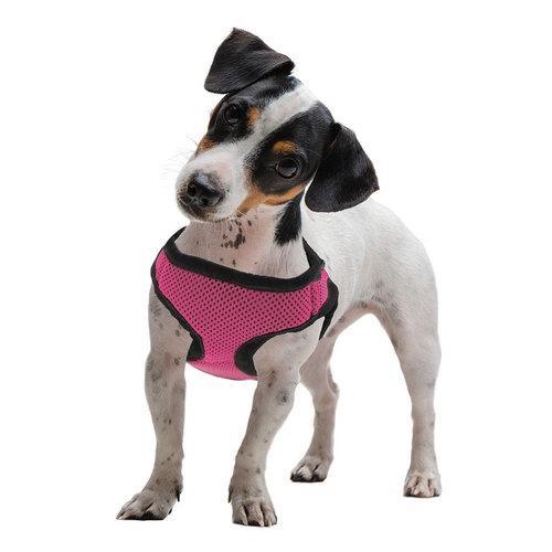 Extra Large Pink Soft'n'Safe Dog Harness