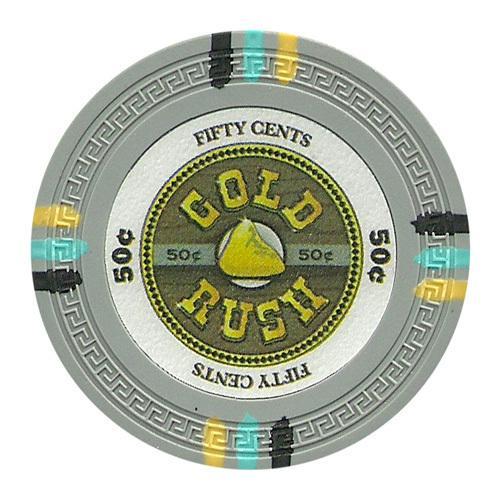 Gold Rush 13.5 Gram - .50¢ (cent)