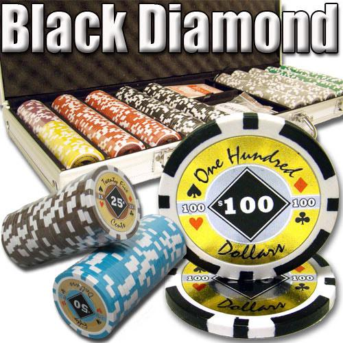 500 Ct - Pre-Packaged - Black Diamond 14 G - Aluminum