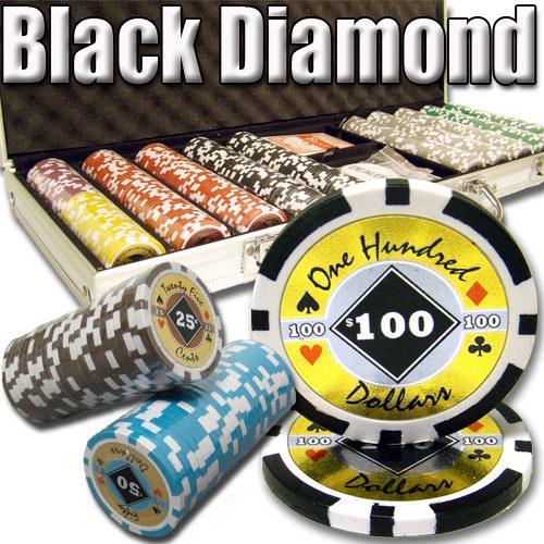 500 Ct - Pre-Packaged - Black Diamond 14 G - Aluminum