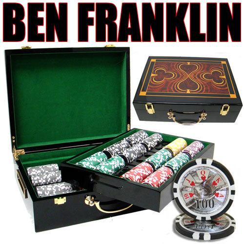 500 Ct - Pre-Packaged - Ben Franklin 14 G - Hi Gloss