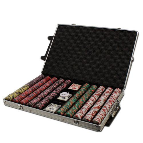 1,000 Ct - Pre-Packaged - Crown & Dice - Rolling Aluminum