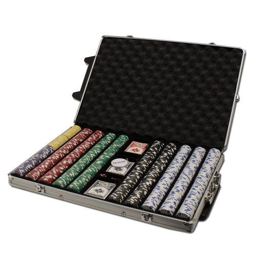 1,000 Ct - Pre-Packaged - Diamond Suited 12.5G - Rolling