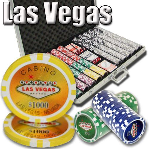 1,000 Ct - Pre-Packaged - Las Vegas 14 G - Aluminum