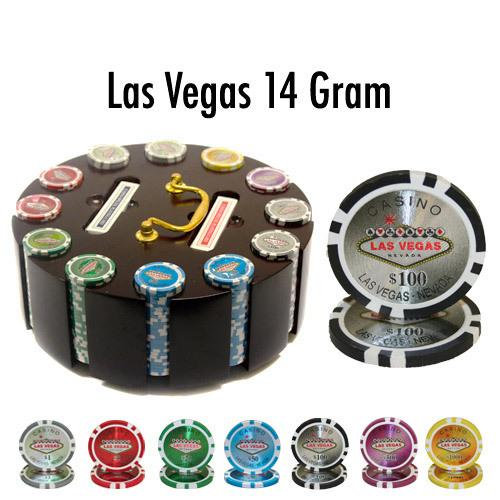 300 Ct - Pre-Packaged - Las Vegas 14 G - Wooden Carousel