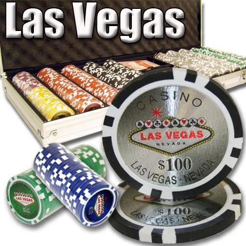 500 Ct - Pre-Packaged - Las Vegas 14 G - Aluminum