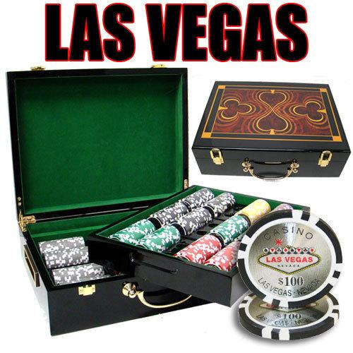 500 Ct - Pre-Packaged - Las Vegas 14 G - Hi Gloss