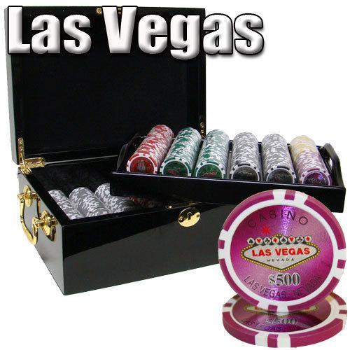 500 Ct - Pre-Packaged - Las Vegas 14 G - Black Mahogany