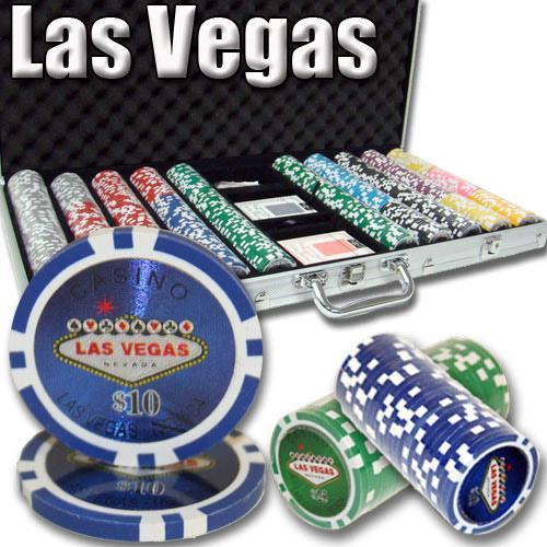 750 Ct - Pre-Packaged - Las Vegas 14 G - Aluminum