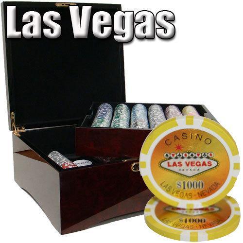 750 Ct - Pre-Packaged - Las Vegas 14 G - Mahogany