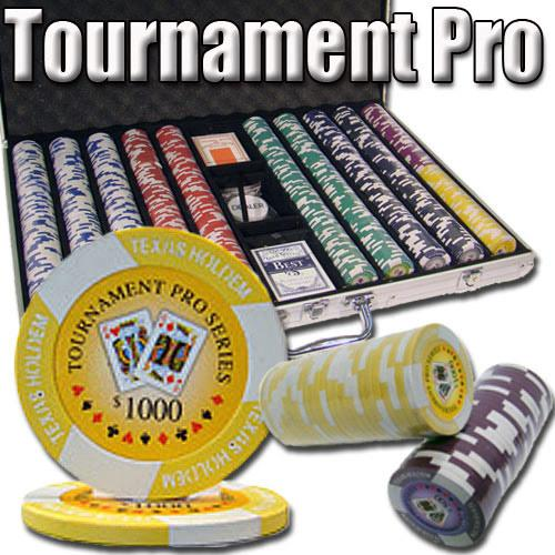 1,000 Ct - Pre-Packaged - Tournament Pro 11.5G - Aluminum
