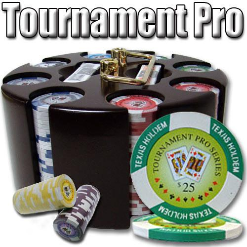 200 Ct - Pre-Packaged - Tournament Pro 11.5G - Carousel