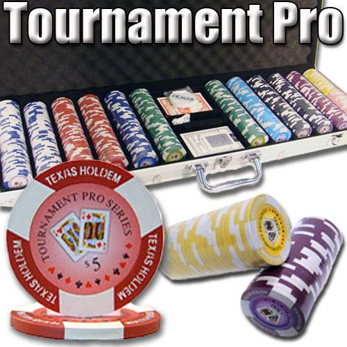 600 Ct - Pre-Packaged - Tournament Pro 11.5 G - Aluminum