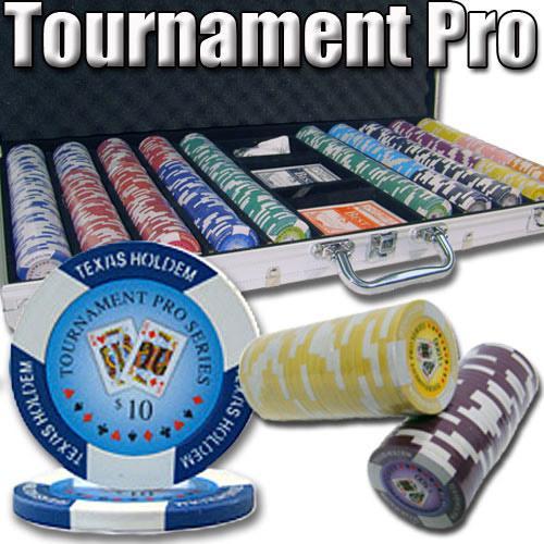 750 Ct - Pre-Packaged - Tournament Pro 11.5G - Aluminum