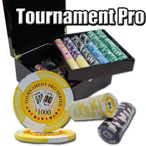 750 Ct - Pre-Packaged - Tournament Pro 11.5G - Mahogany