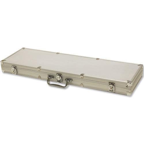 600 Ct Aluminum Case
