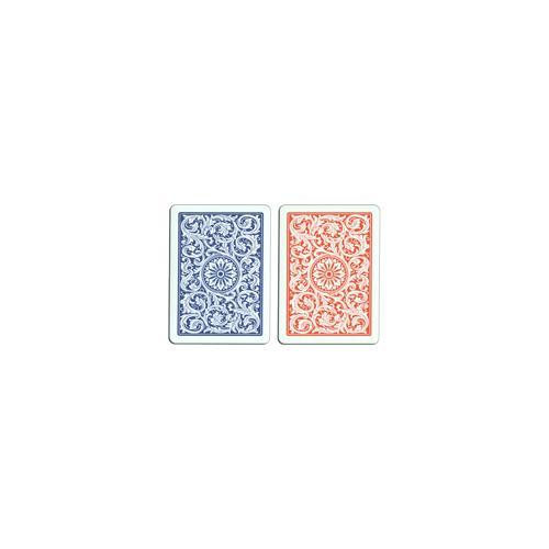 Copag 1546 Poker Red/Blue Jumbo