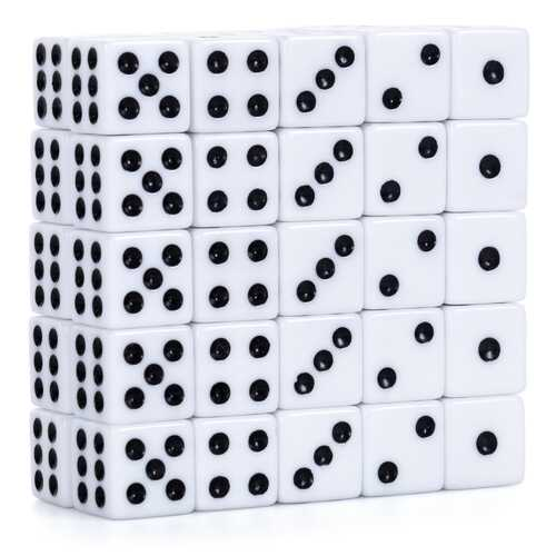 Brybelly Dice, 50-pack