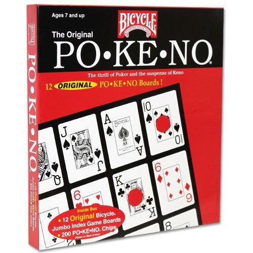 Original Pokeno Game