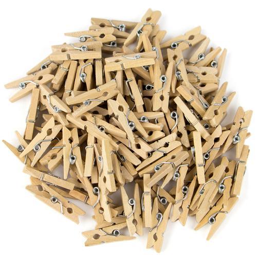 Plain Minipins, 100-pack