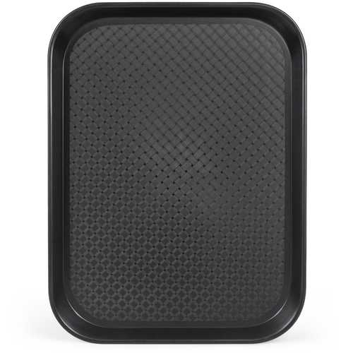 12x16 Cafeteria Tray, Black