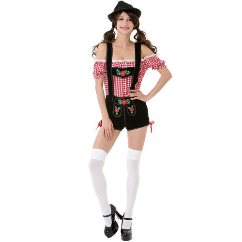 Bavarian Beauty Adult Costume, S