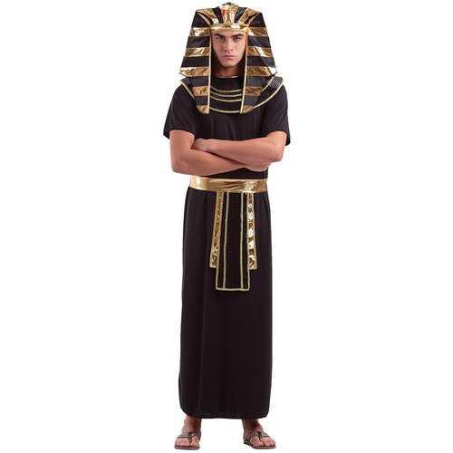 Egyptian Pharaoh Costume, L