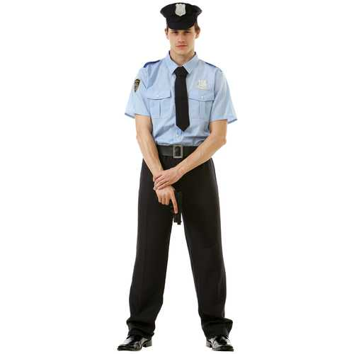 Good Cop Costume, XXL