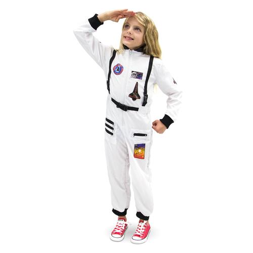 Adventuring Astronaut Children's Costume, 3-4