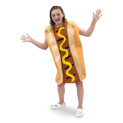 Ballpark Frank Children's Costume, 5-6