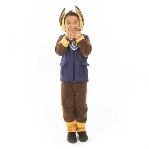Cop Puppy Costume, 3-4