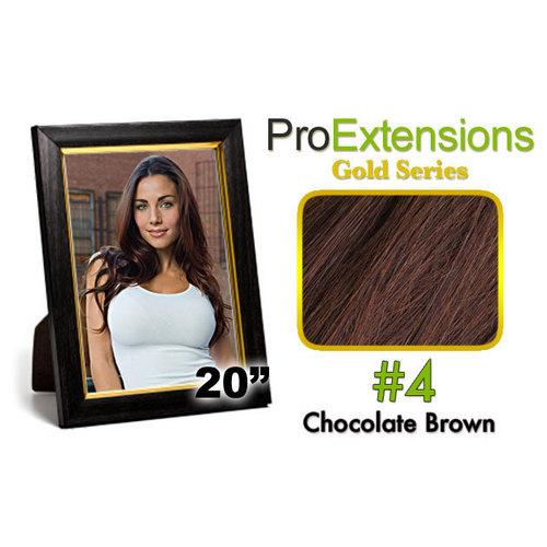 #4 Chocolate Brown Pro Cute